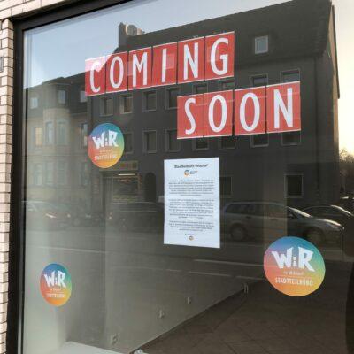 Stadtteilbüro - Coming soon!